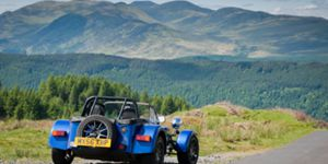 Highland Caterham Hire