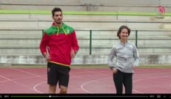Atletismo: a marcha