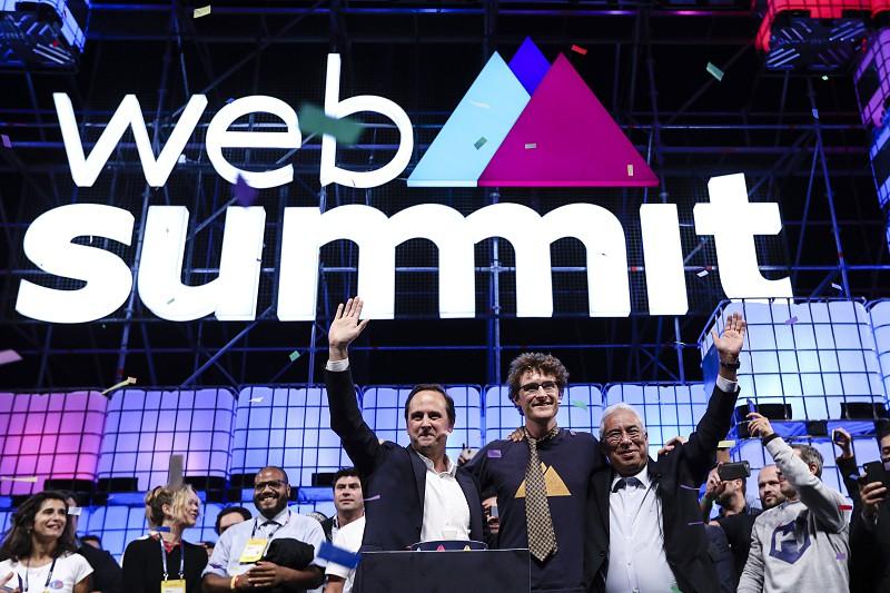 WEB Summit, o outro novo mundo