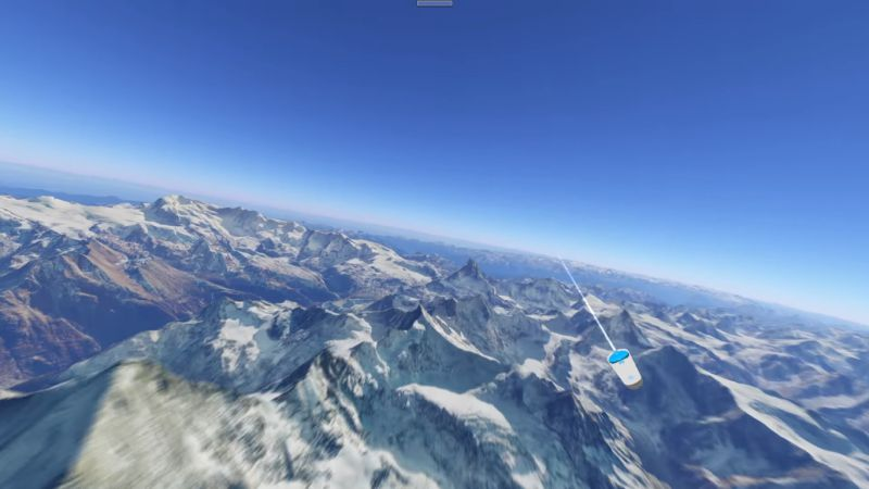 tek google earth vr