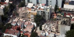 Resultado de imagem para México/Sismo: Novo balanço sobe o número de mortos para 318