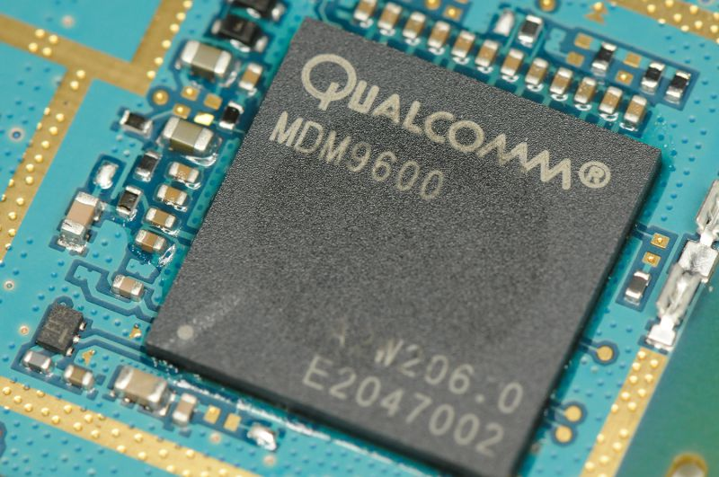 tek qualcomm chips