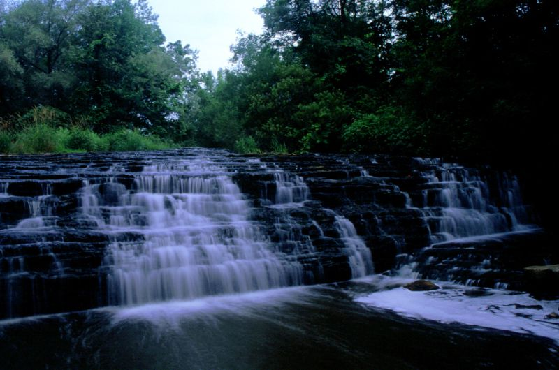 Darnley Cascade. Hamilton Conservation Authority | CC|Flickr