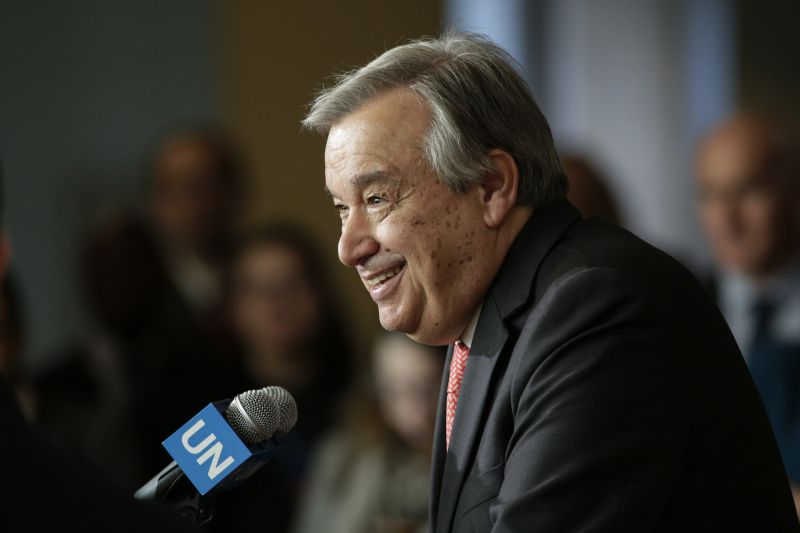 António Guterres orgulha portugueses