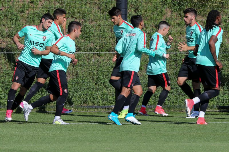 Resultado de imagem para Seleção portuguesa estreia-se no Europeu Sub-21 frente à Sérvia