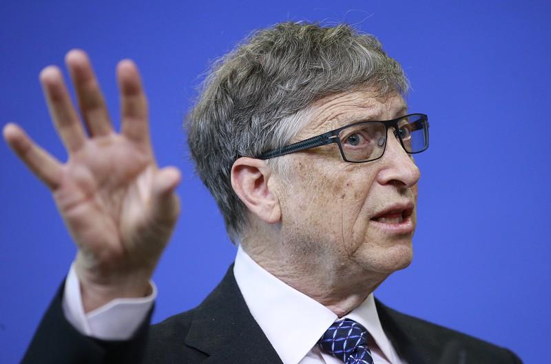 Resultado de imagem para Bill Gates continua a ser o mais rico do mundo pelo quarto ano consecutivo