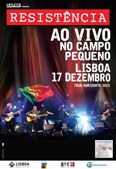 Resistência - Tour Horizonte