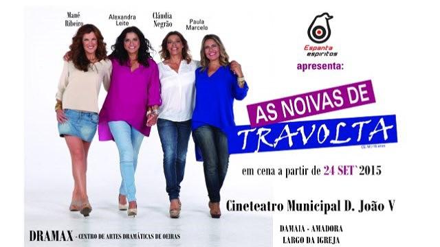 AS NOIVAS DE TRAVOLTA