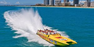 Thriller Miami Speedboat Adventures