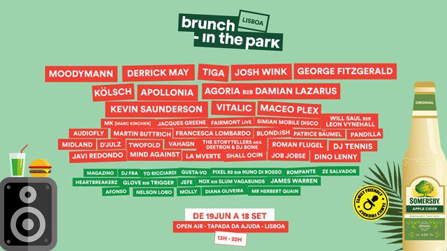 BRUNCH IN THE PARK