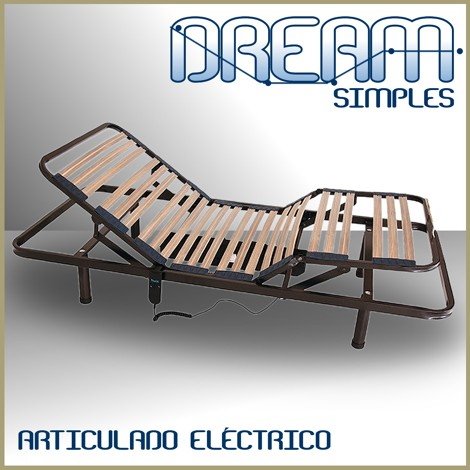 Ajustable Electric Bed Frame | DREAM SIMPLE