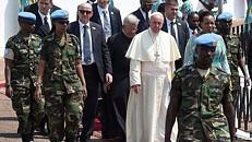 Presidente da República Centro Africana pede perdão pela violência no país
