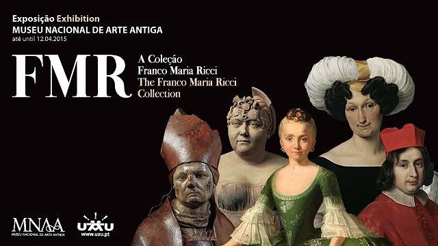 FRANCO MARIA RICCI - EXPOSIÇÃO