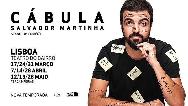 CÁBULA I SALVADOR MARTINHA