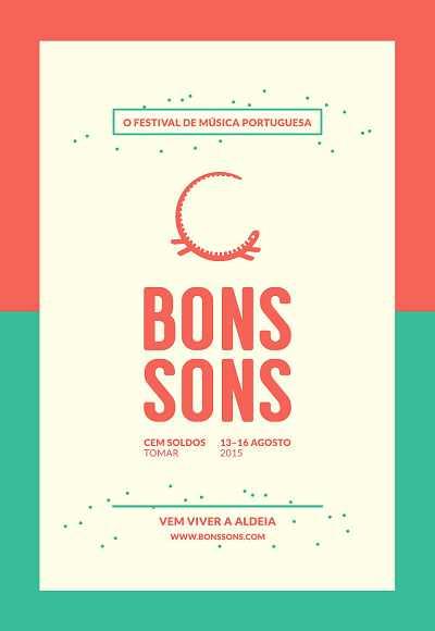 Festival Bons Sons 2015 I Passe 13 A 16 De Agosto
