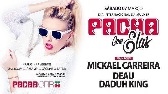 PACHA COM ELAS I MICKAEL CARREIRA