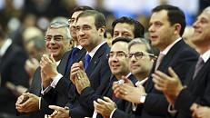 """Montenegro: """"Passos será futuro PM independentemente do resultado das autárquicas"""""""