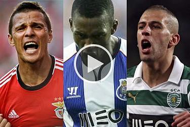 Vídeos da Primeira Liga