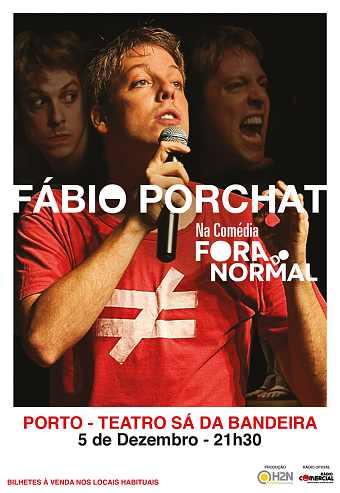 Fábio Porchat (Porta Dos Fundos) - Stand Up Comedy