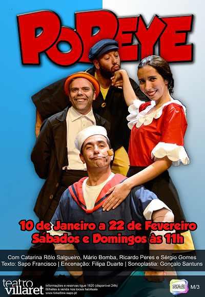 Popeye - O Marinheiro