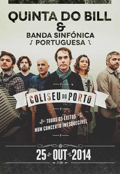 Quinta Do Bill E Banda Sinfónica Portuguesa