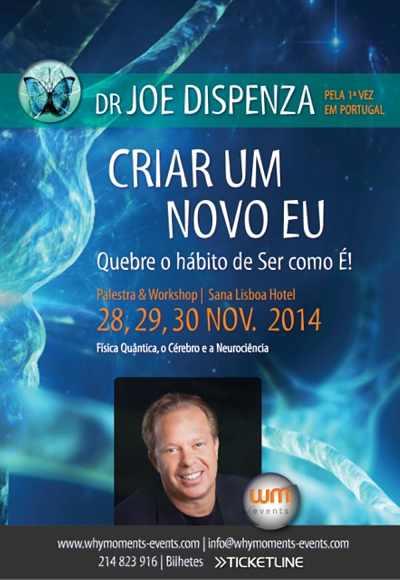 Criar Um Novo Eu - Dr. Joe Dispenza