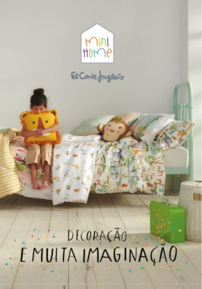 Mini home - Folheto El Corte Inglés de 20 abr 2018 a 30 jun 2018