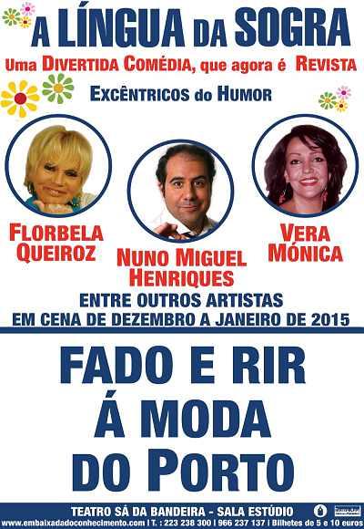 Língua Da Sogra C/ Nuno Henriques E Florbela