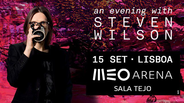 STEVEN WILSON | AN EVENING WITH