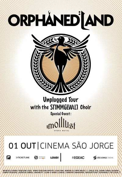 Orphaned Land Acoustic & The Stimmgewalt + Mollust