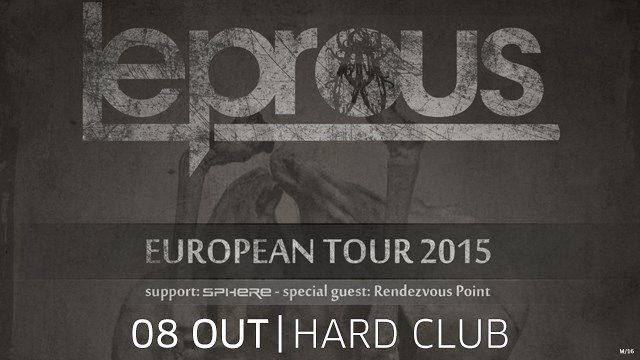 LEPROUS + RENDEZVOUS POINT