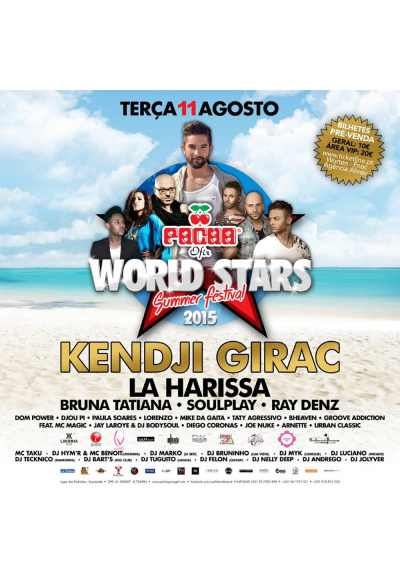 World Stars Summer Festival