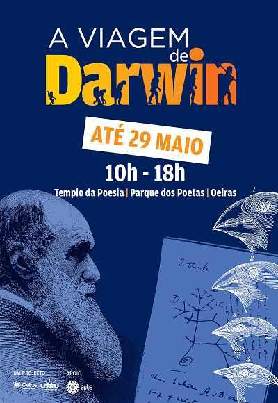 A Viagem De Darwin