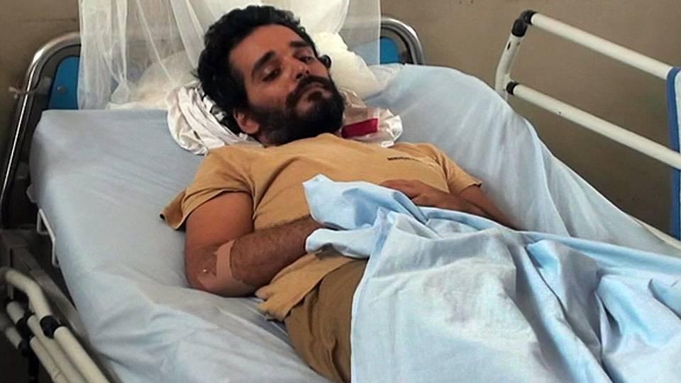 """Jornal de Angola diz que visita a Luaty Beirão abre """"precedente grave"""" com Portugal"""