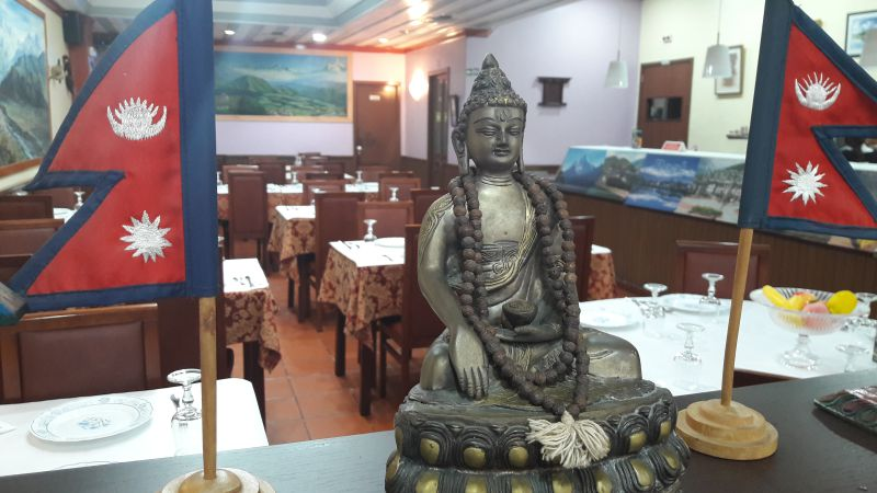 Restaurante Real Nepal. Foto: Starting Today
