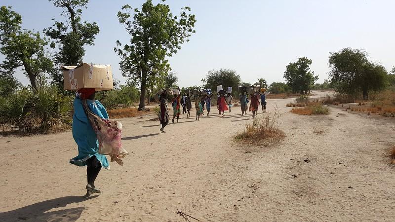 Resultado de imagem para Mais de 1,2 milhões de sul-sudaneses a um passo da fome