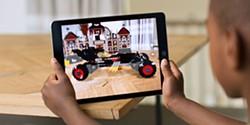Realidade aumentada da Apple pode medir objetos reais e dar asas à imaginação