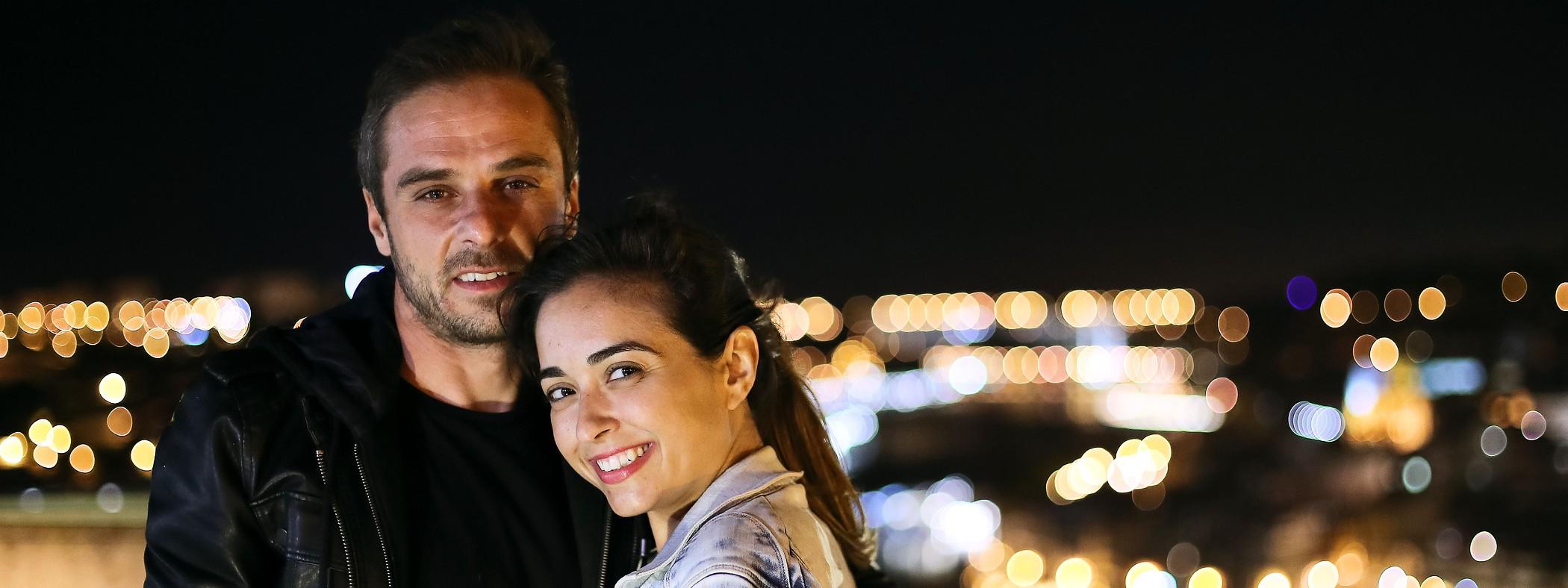O amor está em todo o lado e este casal português vai viajar para o encontrar
