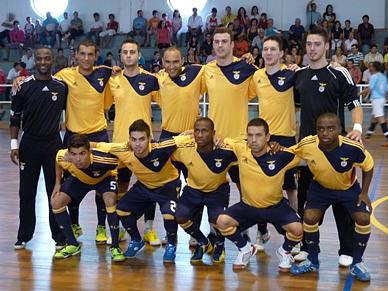 Benfica volta a desiludir - Futsal - SAPO Desporto 2306b530f18bb