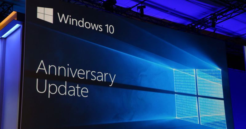 tek windows 10 aniversario