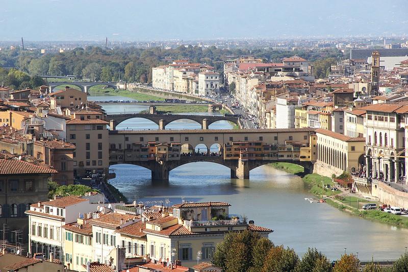 Pontes de Florença