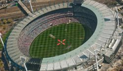 Legados dos Jogos - Melbourne Cricket Ground