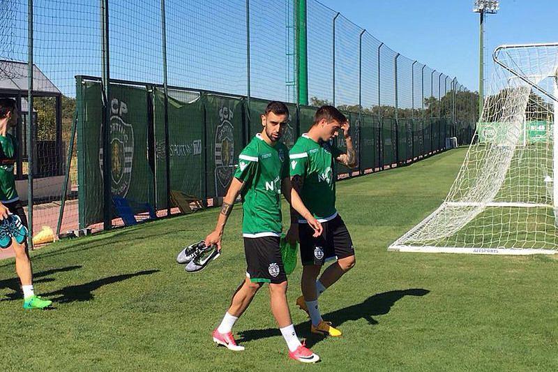 """Bruno Fernandes: """"Sporting Quer Ganhar Todas As Provas"""