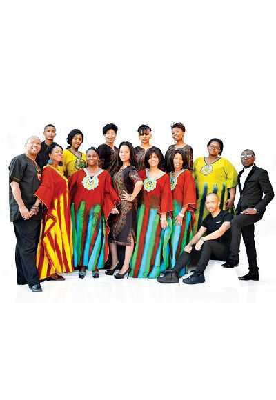 Exaltation Gospel Choir I Homenagem Nelson Mandela