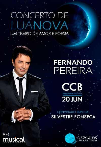 Fernando Pereira I Concerto De Lua Nova