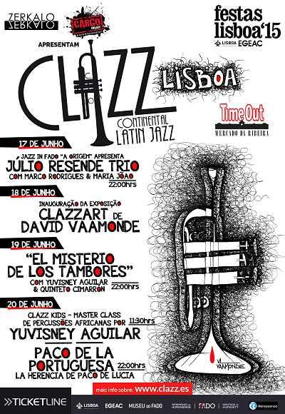 Clazz Lisboa 2015