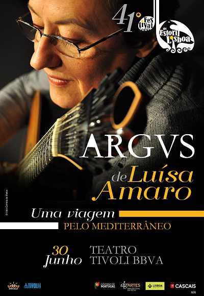 Luísa Amaro - Argvs I Uma Viagem Pelo Mediterrâneo