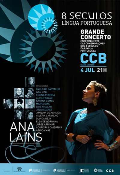 Ana Laíns E Convidados | Concerto 8 Séculos
