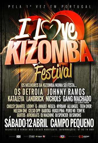 I Love Kizomba Festival