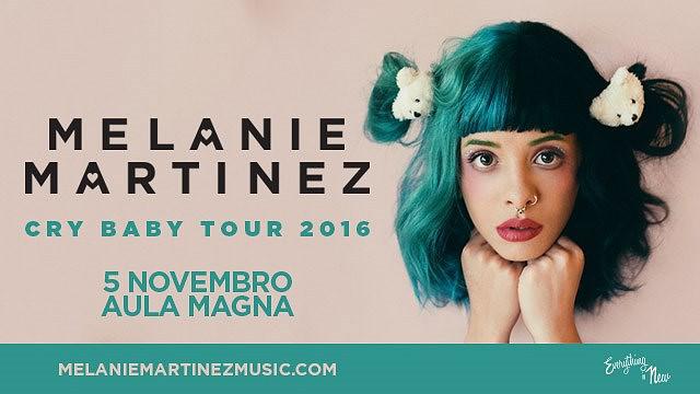 MELANIE MARTINEZ - CRY BABY TOUR 2016